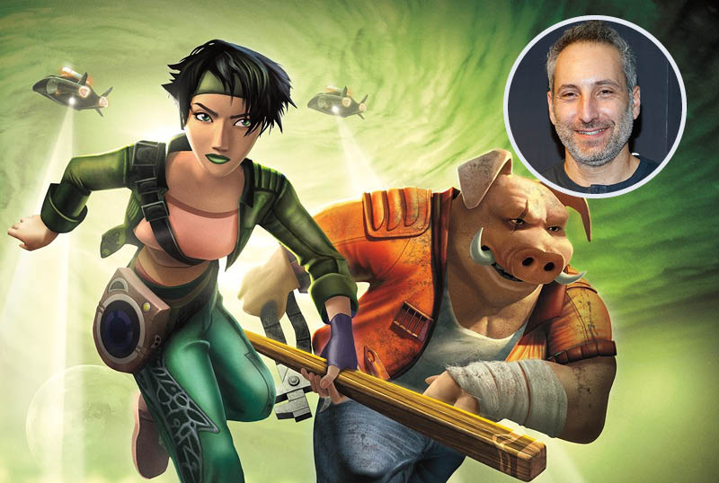 Netflix is making a film based on Ubisoft's 'Beyond Good & Evil'