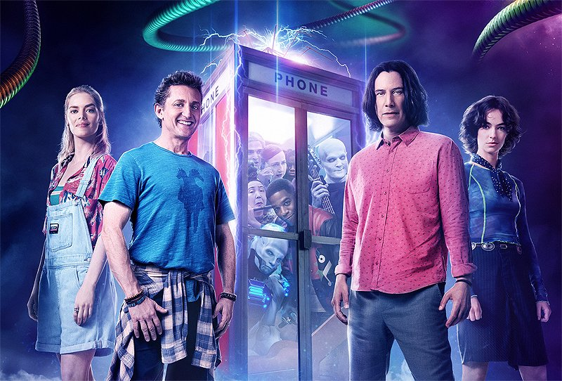 New Bill & Ted Face the Music Trailer, Poster & Release Date!
