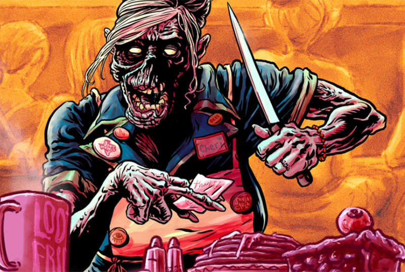 Time to Dine and Slash with Loot Crate's New Loot Fright September Crate!