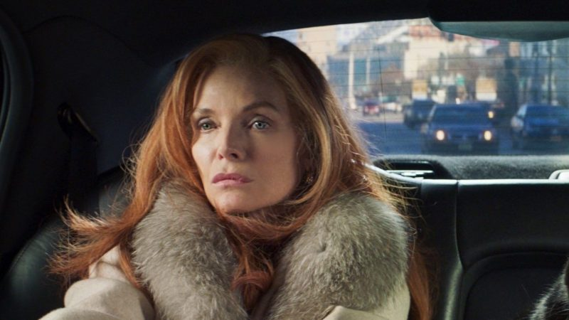 French Exit First-Look Image Features Michelle Pfeiffer & Lucas Hedges
