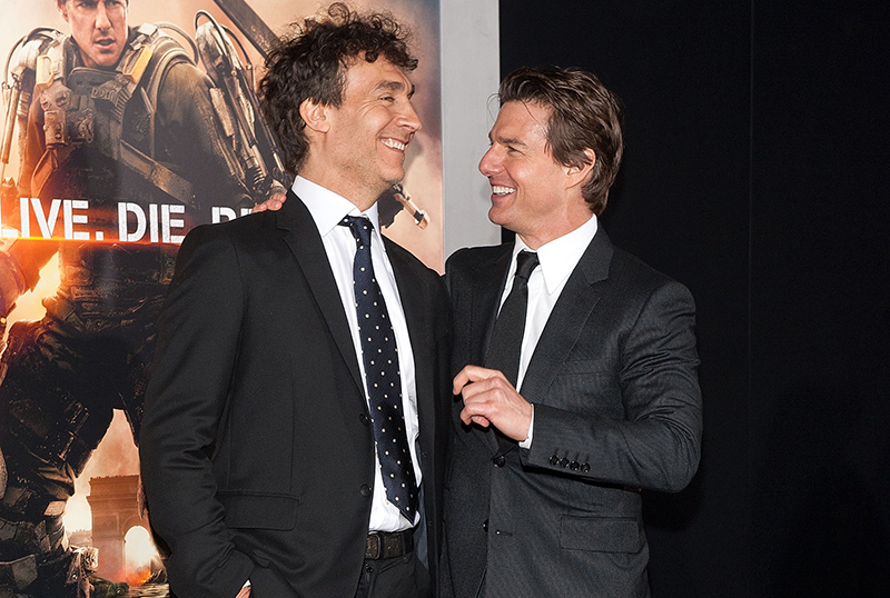 Universal In Talks for Tom Cruise/Doug Liman Space Project