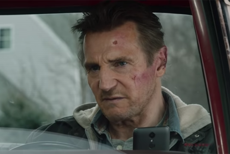 Honest Thief Trailer Liam Neeson is Fighting For a Second Chance