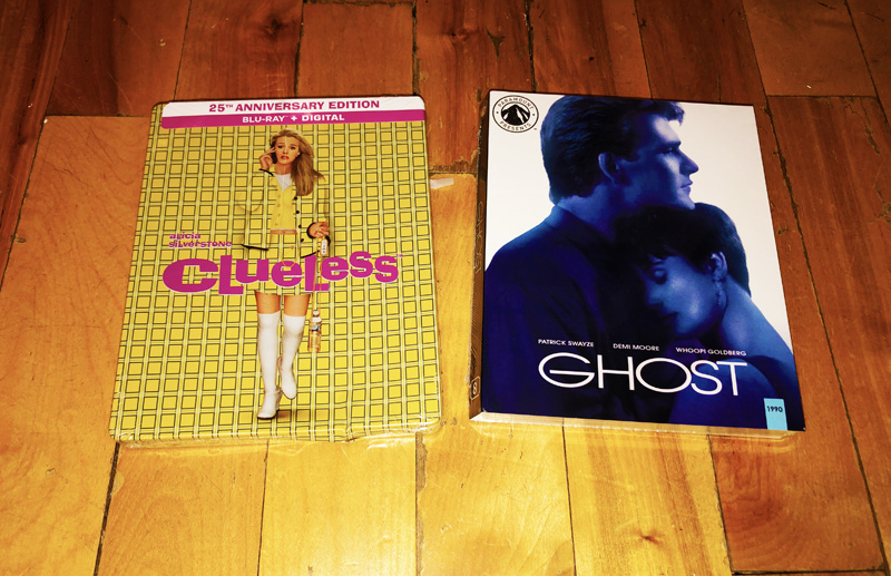 Enter ComingSoon's Ghost and Clueless Blu-ray Giveaway!