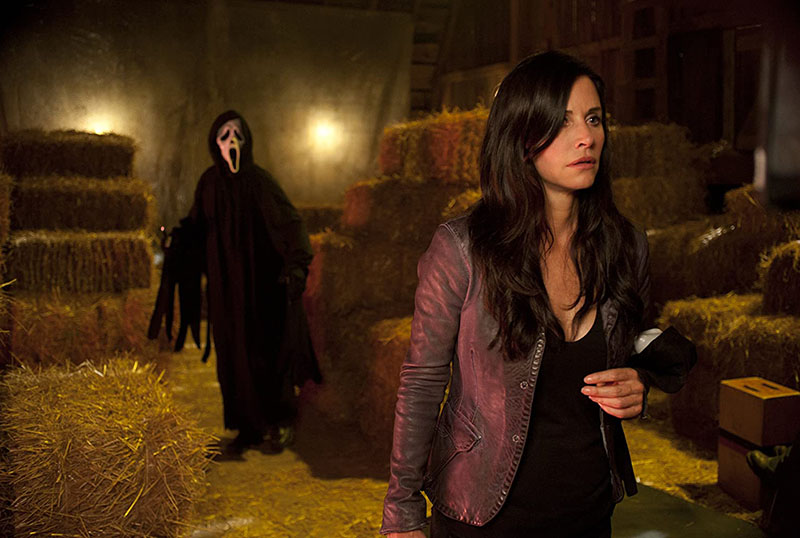 Courteney Cox Confirmed for 'Scream 5' Return