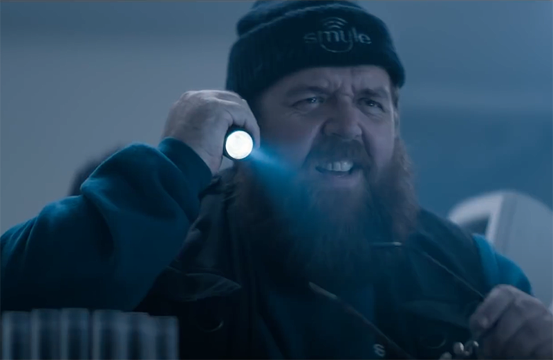 Truth Seekers Trailer: Nick Frost & Simon Pegg Hunt Ghosts