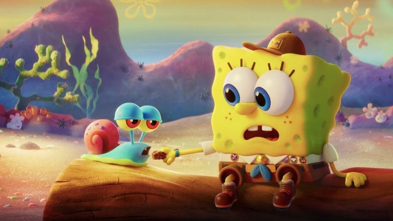 Kamp Koral: SpongeBob Spinoff Series Moves to CBS All Access