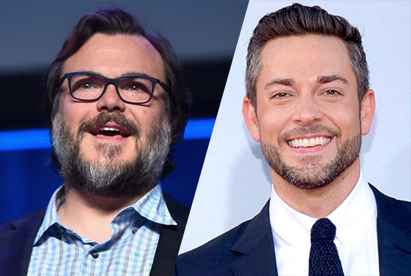 Apollo 10 1/2: Jack Black & Zachary Levi to Star in Netflix's New Animated Movie