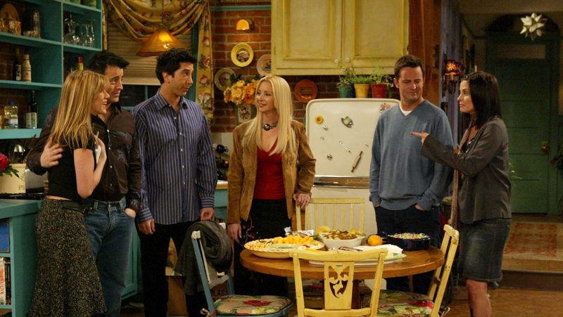Friends Reunion: David Schwimmer Reveals Potential Filming Date