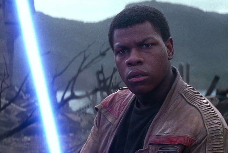 John Boyega is Done With The Star Wars Universe