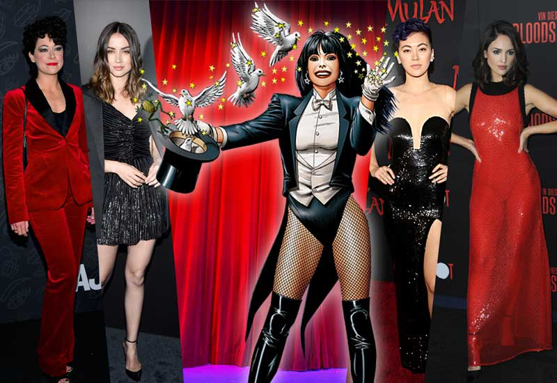 POLL: Who Should Play Live-Action Zatanna?