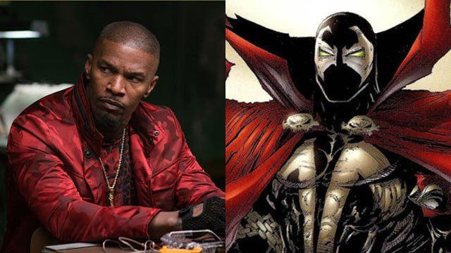 Jamie Foxx Says Black Panther Opened the Door For the Spawn Reboot