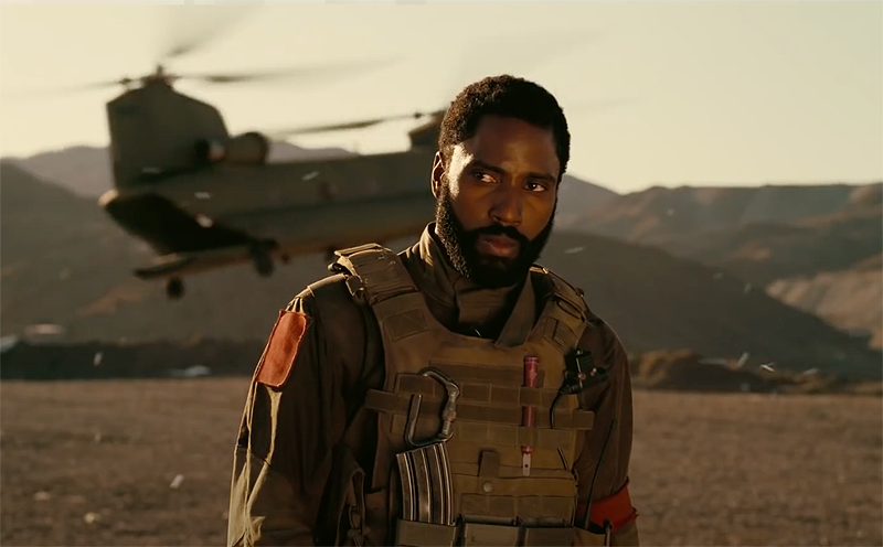Final Tenet Trailer Heads Into the War Zone, Plus Travis Scott Song!