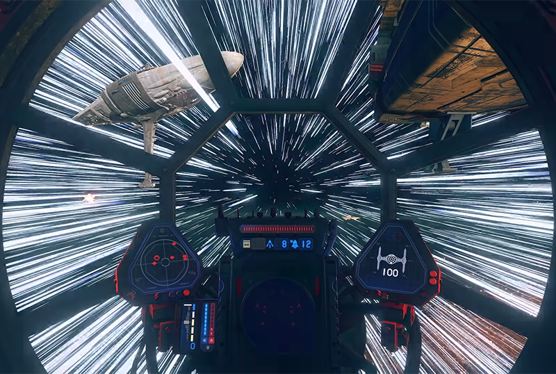 New Star Wars: Squadrons Trailer Previews Single-Player Experience