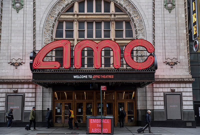 AMC Celebrating Reopening & 100th Anniversary with 15-Cent Tickets