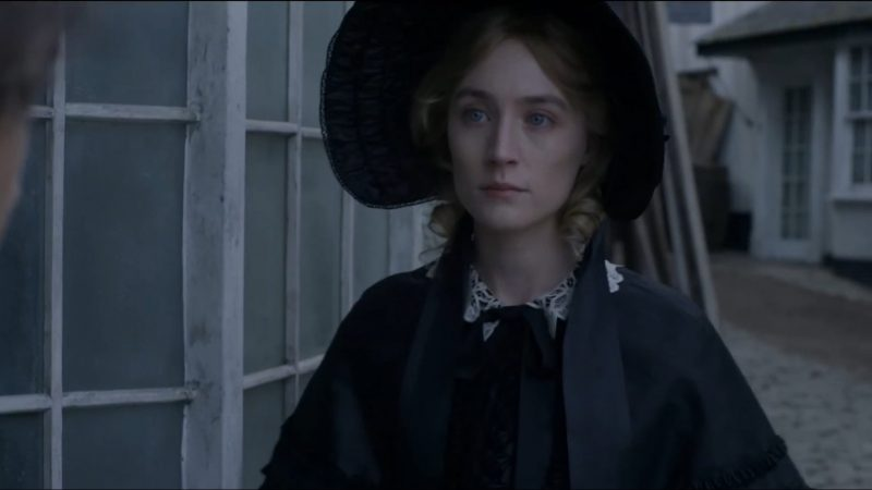 Ammonite Trailer Starring Kate Winslet and Saoirse Ronan