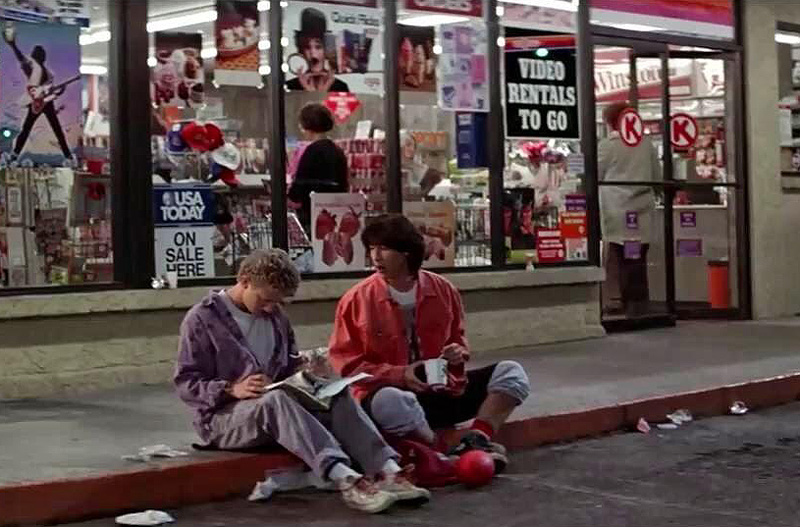 Exclusive: Screenwriters Talk Bill & Ted Face the Music Lost Scenes!