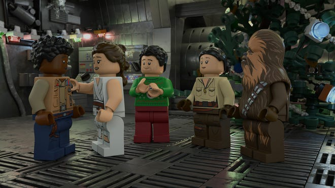 'Star Wars' LEGO Holiday Special Ordered at Disney Plus
