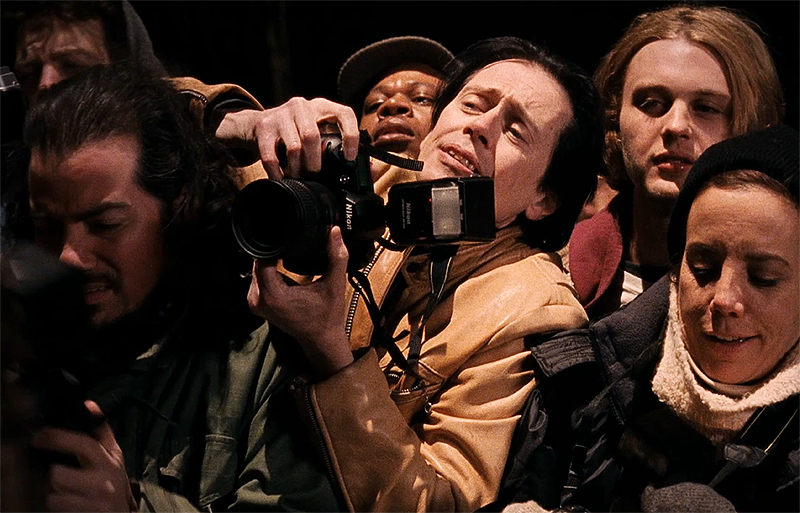 Exclusive Delirious Director's Cut Trailer Starring Steve Buscemi!