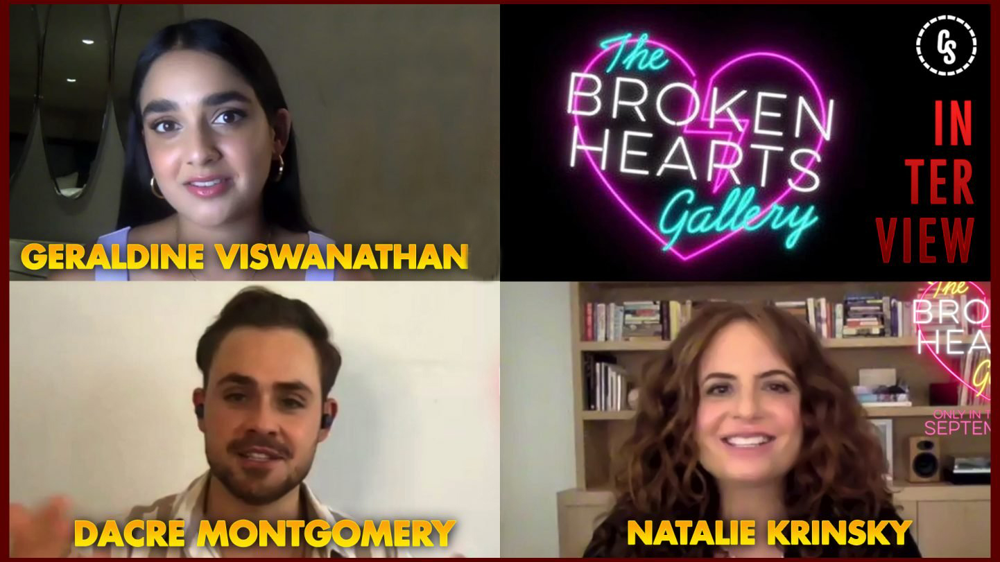 CS Video: The Broken Hearts Gallery Filmmaker & Cast on the Romance Comedy