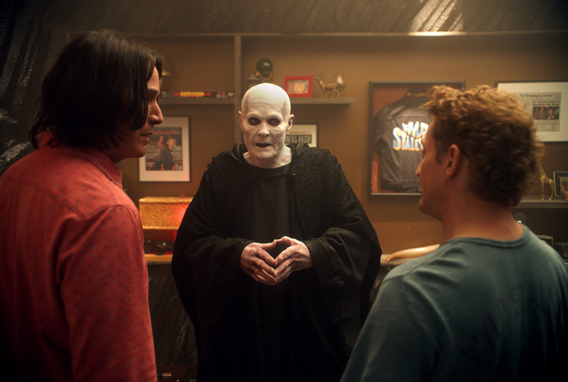 CS Interview: William Sadler Talks Death in Bill & Ted Face the Music