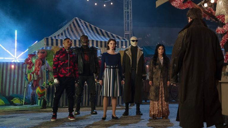 Doom Patrol Renewed for Season 3 at HBO Max