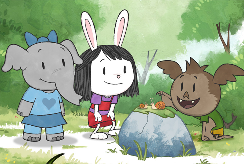 Exclusive Elinor Wonders Why Clip for PBS KIDS' New Animated STEM Series