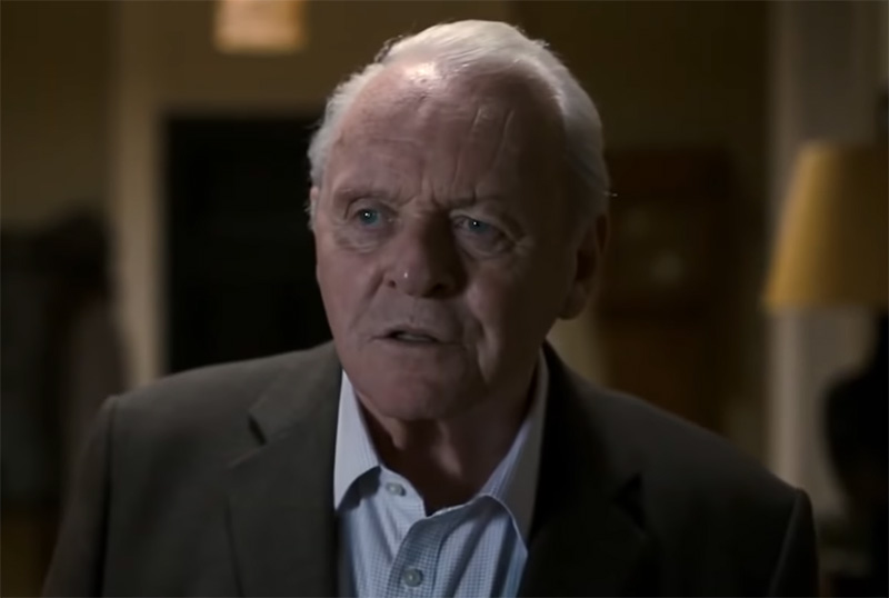The Father Trailer Starring Anthony Hopkins, Olivia Colman & Imogen Poots