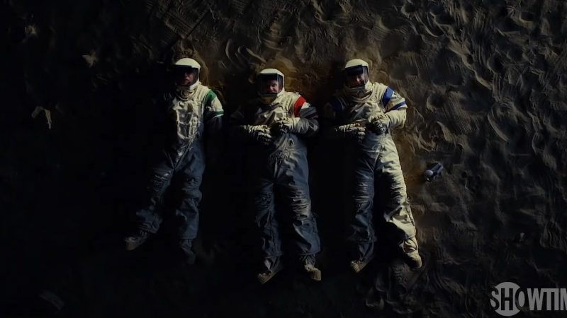 Moonbase 8 Teaser Previews Showtime's Fred Armisen-Led Comedy
