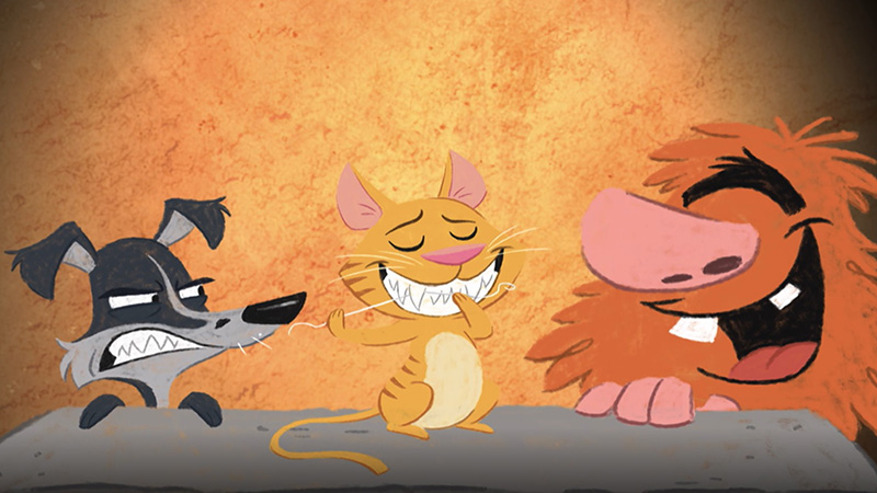 Exclusive Cats & Dogs 3: Paws Unite Clip From Warner Bros.' Animated Feature