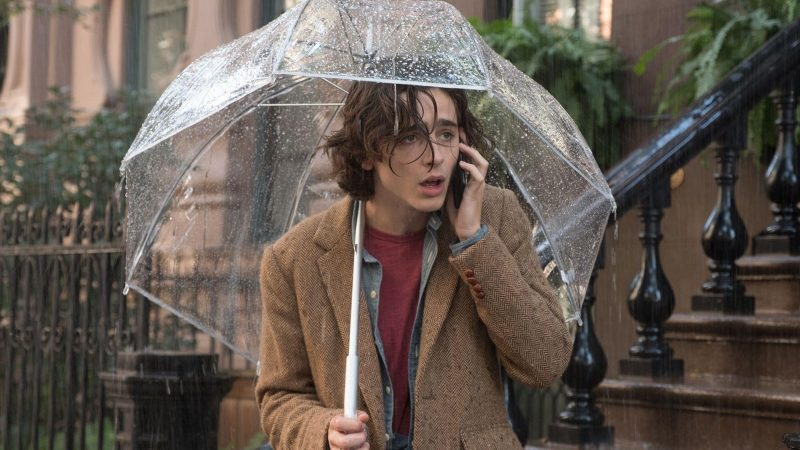 A Rainy Day in NY Sets U.S. Release Date for October
