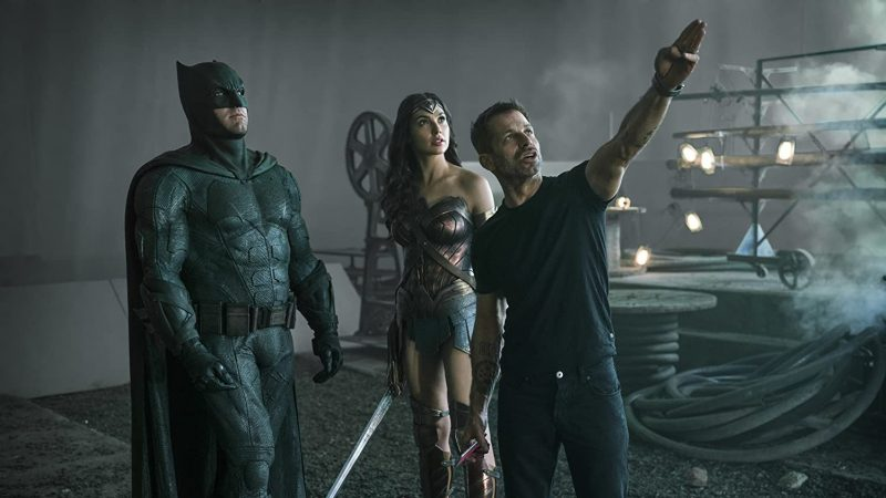 Zack Snyder's Justice League to start out Filming New Footage THE FOLLOWING MONTH