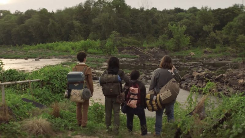 New The Walking Dead: World Beyond Teasers Preview a Coming-of-Age Adventure