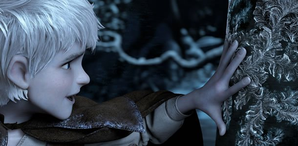 Jack Frost (voiced by Chris Pine) in Rise of the Guardians