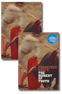 The Moment of Truth (Criterion Collection) on DVD Blu-ray today