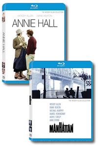 Woody Allen Blu-ray Manhattan Annie Hall