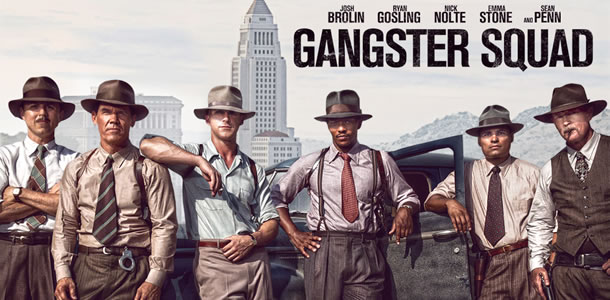 Gangster Squad movie trailer