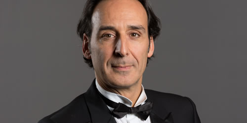 Alexandre Desplat scoring Star Wars: Rogue One