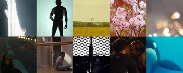 Top Ten Movies of 2012