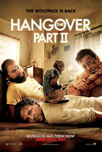 The Hangover Part II poster