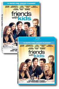 Friends with Kids on DVD Blu-ray today