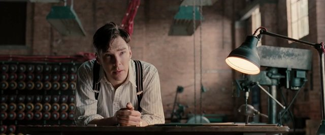 The Imitation Game trailer