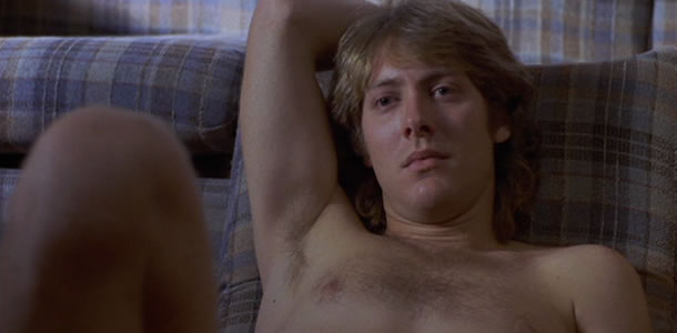 James Spader in Sex, Lies and Videotape