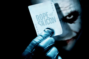 The Dark Knight RopeofSilicon Skin