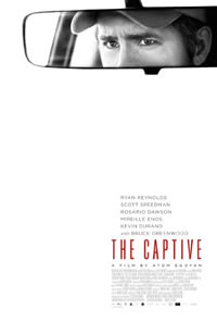 The Captive on DVD Blu-ray today