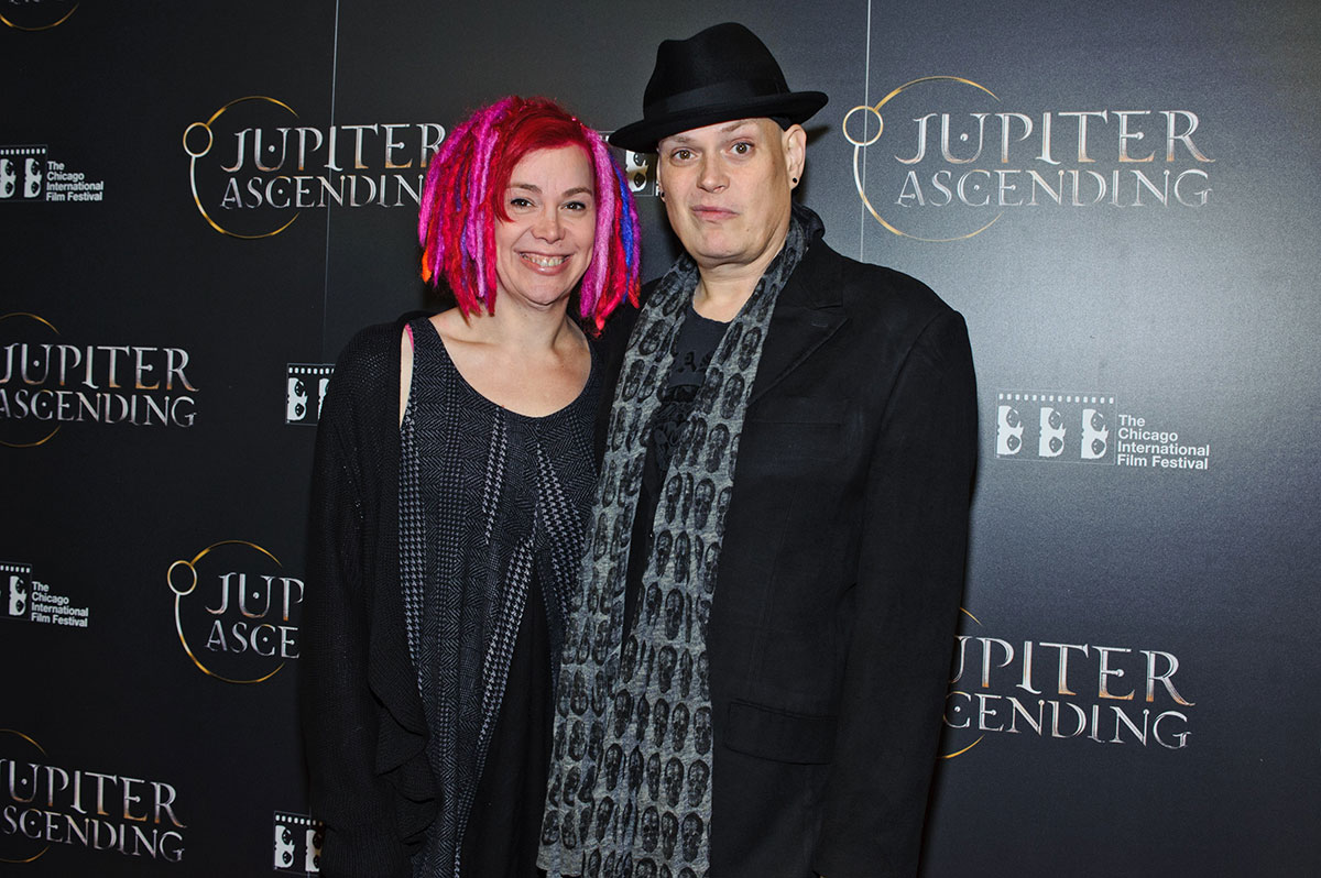 The Wachowskis (Lana & Lilly)