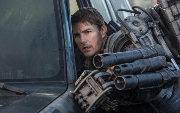 Edge of Tomorrow (RT rating: 90%)