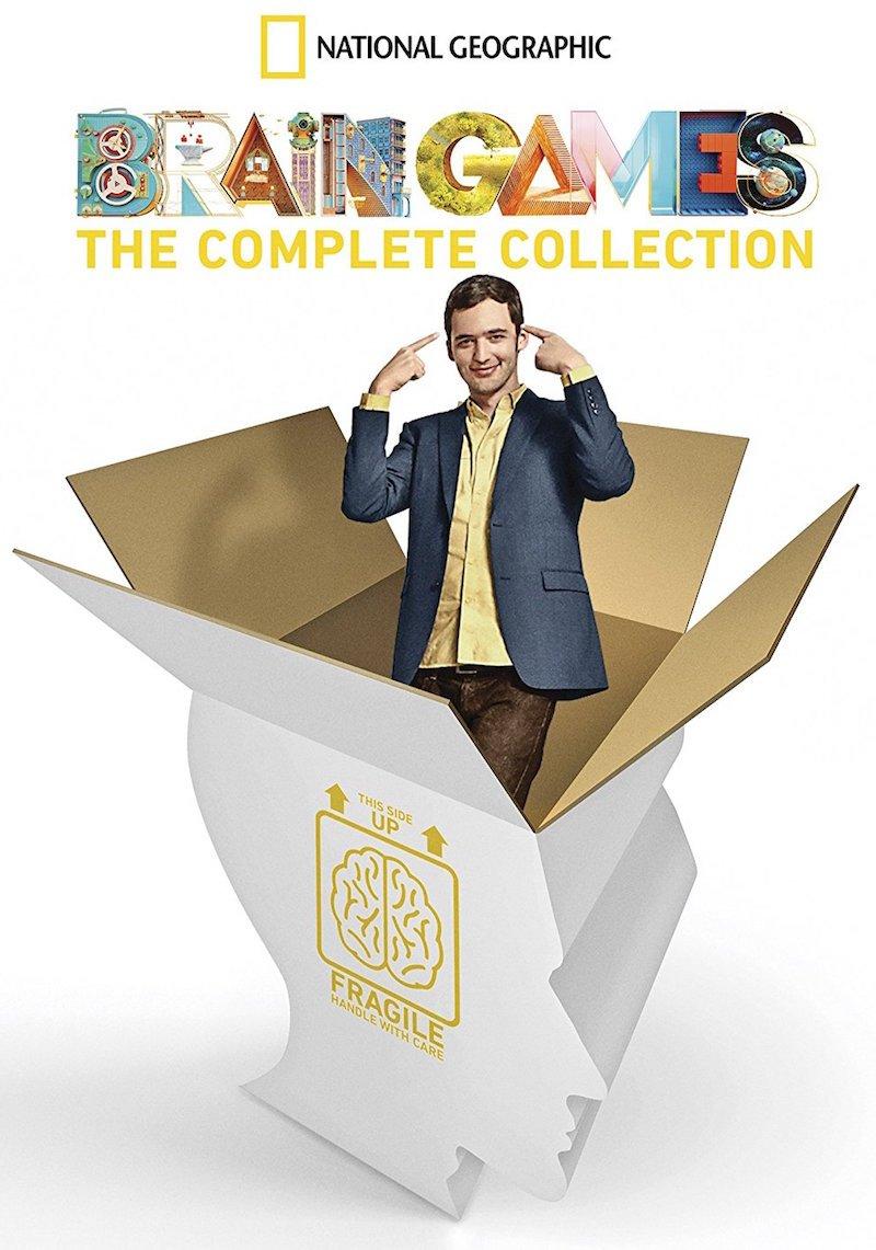 Brain Games: The Complete Series