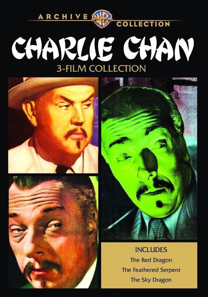 Charlie Chan: Three Movie Collection