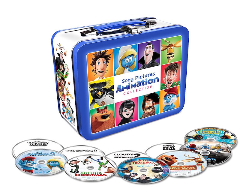 Sony Pictures Animation Gift Set