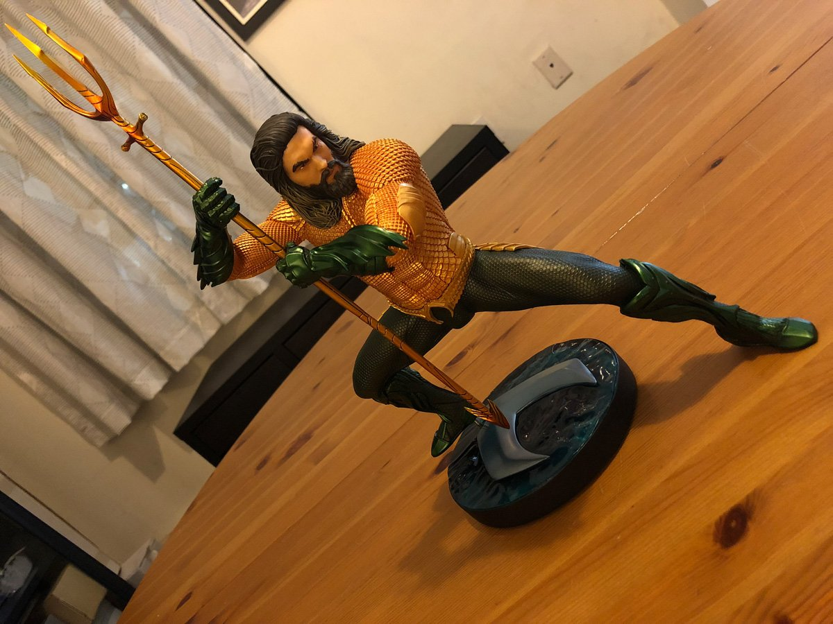 DC Collectibles Aquaman Movie Statue